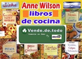 Coleccion 60 Libros De Cocina Recetas Reposteria Anne Wilson
