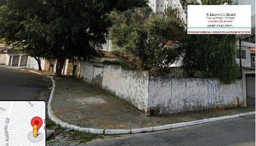 Imagem 1 de 8 de Terreno De Esquina Ótima Localização Cidade Ademar - 544