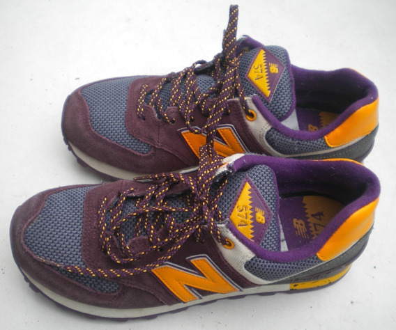 Zapatillas New Balance Dama W574 T 35,5/36,5 Ar Originales