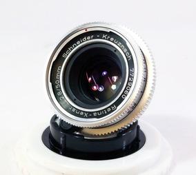 Lente Schneider Xenar 50mm F 2.8, Canon-sony-fuji-olympus