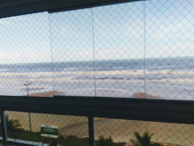 Apartamento 2 Dormitórios Suíte Com Piscina Na Praia Grande