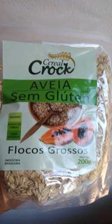 Avena Sin Gluten De Brasil 20 Unidades De 200gms 4kg