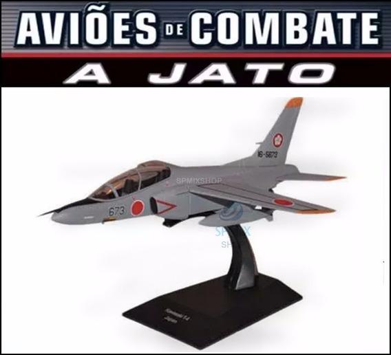 Aviao Combate Jato Guerra Kawasaki T4 Japao 1/72 50