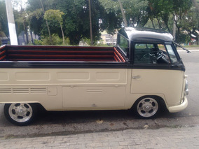 Kombi Pick Up Antiga