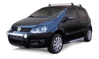 Barra De Techo Volkswagen Fox Original Bepo Brasil