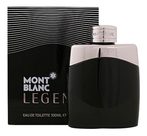 Loción Perfume Legend De Mont Blanc Pa - mL a $650
