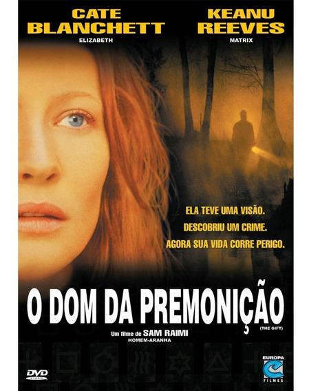 Dvd O Dom Da Premonição - Keanu Reeves