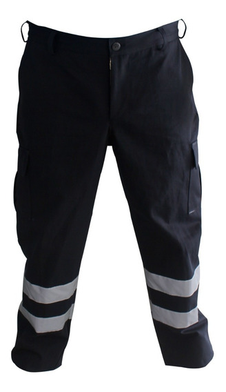 Pantalon Pemex Para Gasolinero (nueva Imagen)