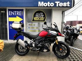 Suzuki Vstrom 1000 Abs Modelo 2015 24.000 Km