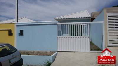 Casa Nova, 2 Q, Recanto Do Sol, S.pedro Da Aldeia, Rj - Cs-1104