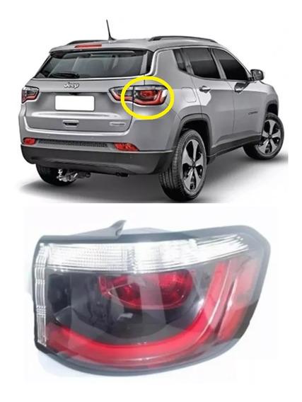 Lanterna Traseira Led Jeep Compass - Nova Com Nota Fiscal