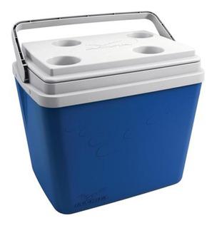 Caixa Térmica 34 Lts Azul - Invicta