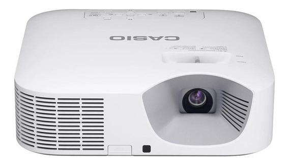Projetor Advance Wxga Real 3000 Lumens Casio Xj-f200wn-djtw