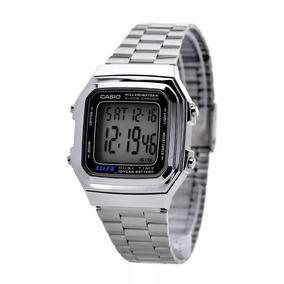 Relógio Casio A178 Cronômetro Alarme Dual Time Wr