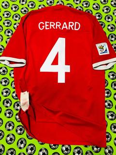 Jersey Camiseta Umbro Seleccion Inglaterra 2010 Gerrard