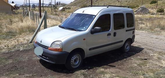 Renault Kangoo 1,9 D. Authentic 2pl