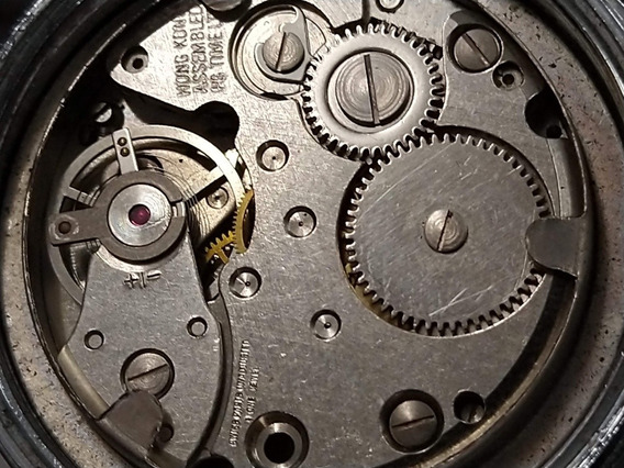 Reloj Frances Diver
