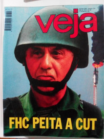 Revista Veja 1394 Fhc Renato Gaúcho Leticia Spille Egito1995