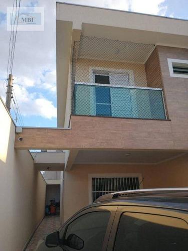 Imagem 1 de 13 de Sobrado Com 3 Dormitórios À Venda Por R$ 910.000,00 - Vila Carrão - São Paulo/sp - So0311