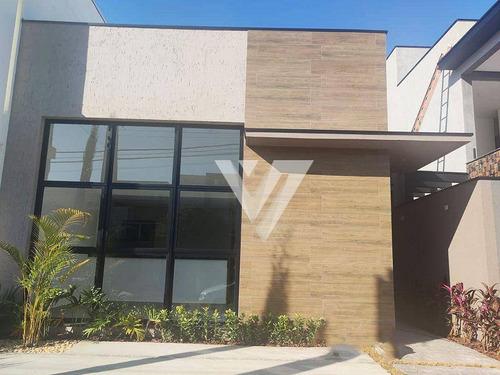 Imagem 1 de 16 de Casa Com 3 Dormitórios À Venda - Condomínio Golden Park Residence Ii - Sorocaba/sp - Ca1890