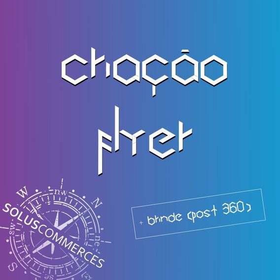 Criar Arte Flyers Design Original Festa Evento + Brinde Post