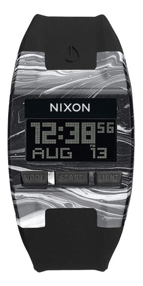 Relógio Nixon Comp S Marbled Black/white
