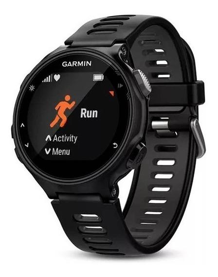 Relogio Gps Smartwatch Garmin Forerunner 735xt Triathlon + Brinde Película Pronta Entrega Lacrado