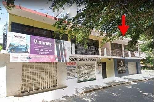 Local Comercial En Renta Sobre El Boulevard 28 De Agosto (fovissste Ii Los Laureles). Planta Alta