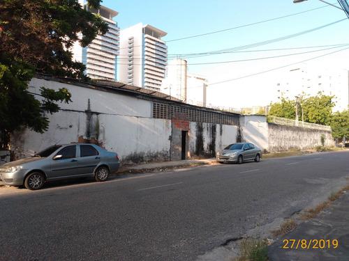 Galpao Para Alugar Na Cidade De Fortaleza-ce - L2312