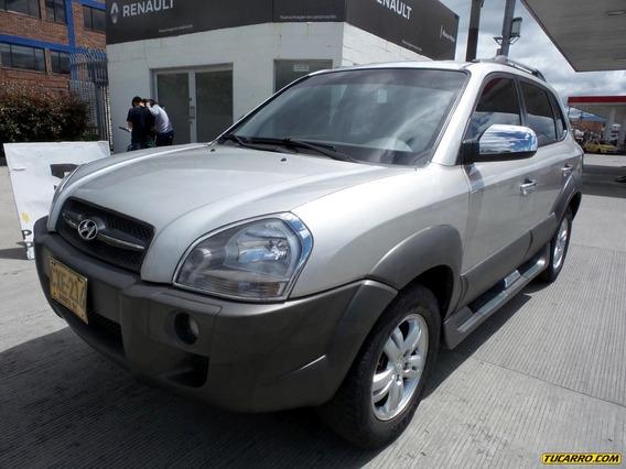 Hyundai Tucson Gl 4x2