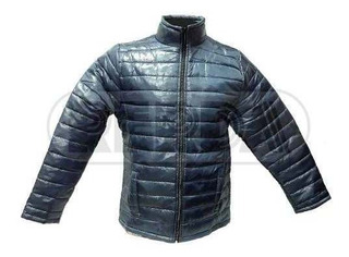 Campera Inflable Impermeable Ultra Liviana - Cuotas Envio Gr