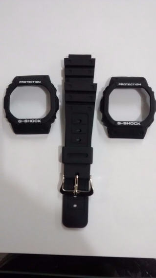 Pulseira E Capa Para Relógio Casio G-chock