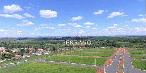 Terreno À Venda, 300 M² Por R$ 90.000,00 - Jardim Planalto - Mogi Mirim/sp - Te0475