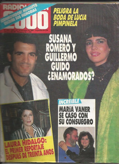 Revista Radiolandia 2000 - N°3062
