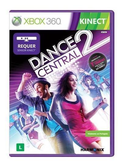 Jogo Dance Central 2 - Xbox 360 Mídia Física Usado