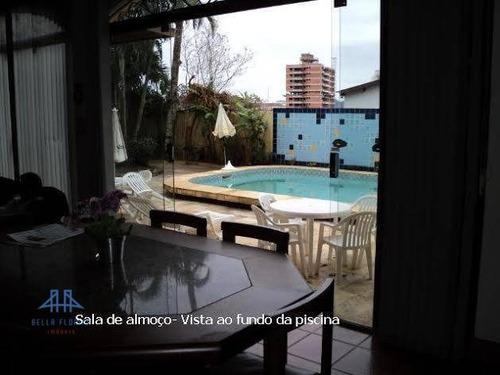 Casa Com 4 Dormitórios À Venda, 360 M² Por R$ 1.499.000,00 - Trindade - Florianópolis/sc - Ca0018