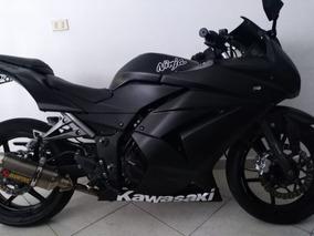 Ninja 250r Negro Mate