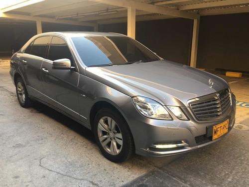 Mercedes-benz Clase E E200 Elegance (c)