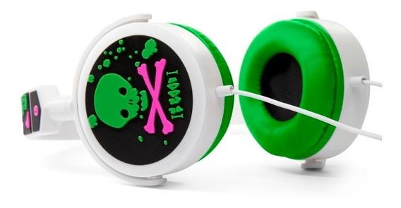 Fone De Ouvido Mex Beats Mix Style Headfone P/ Mp3 P2 3.5mm