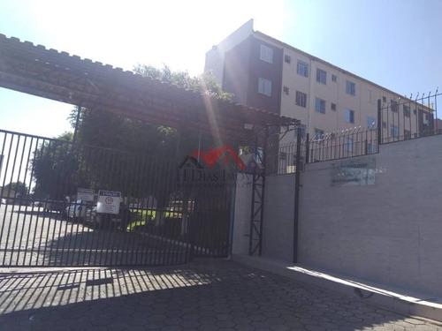 Imagem 1 de 9 de Apartamento Em Condomínio Padrão Para Venda No Bairro Colônia (zona Leste), 2 Dorm, 1 Vagas, 44 M - 76
