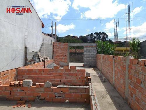 Sobrado Com 2 Dormitórios À Venda, 144 M² Por R$ 170.000 - Vila Olinda - Franco Da Rocha/sp - So1053