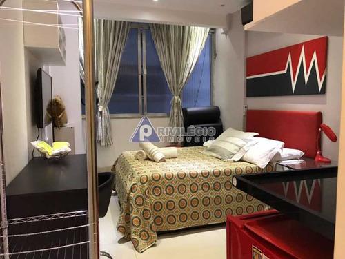 Imagem 1 de 28 de Apartamento À Venda, 1 Quarto, Botafogo - Rio De Janeiro/rj - 8320