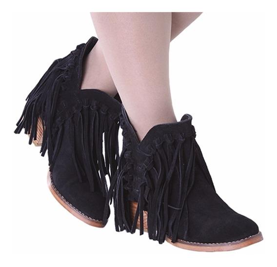 Bota Texana De Cuero Trenzado Model Western De Shoes Bayres