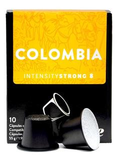 Capsulas The Coffee Store Comp Nespresso 10 Cajas De 10 Caps