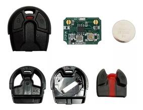 Controle Cabeça Chave Fiat Alarme Positron 293 300 330 360