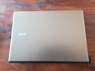 Acer Core I5, Ssd 500gb, 16 Gb Ram Ddr4