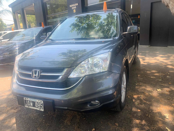 Honda Cr-v 2.4 Ex At 4wd (mexico) 2010 44504904