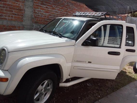 Chevrolet Jeep Liberty 2003 Edición Limitada