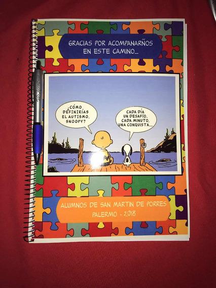 Cuadernos Universitarios Sublimados Tamaño Oficio