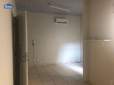 Sala Comercial Para Locação, Centro, Atibaia. - Sa0060